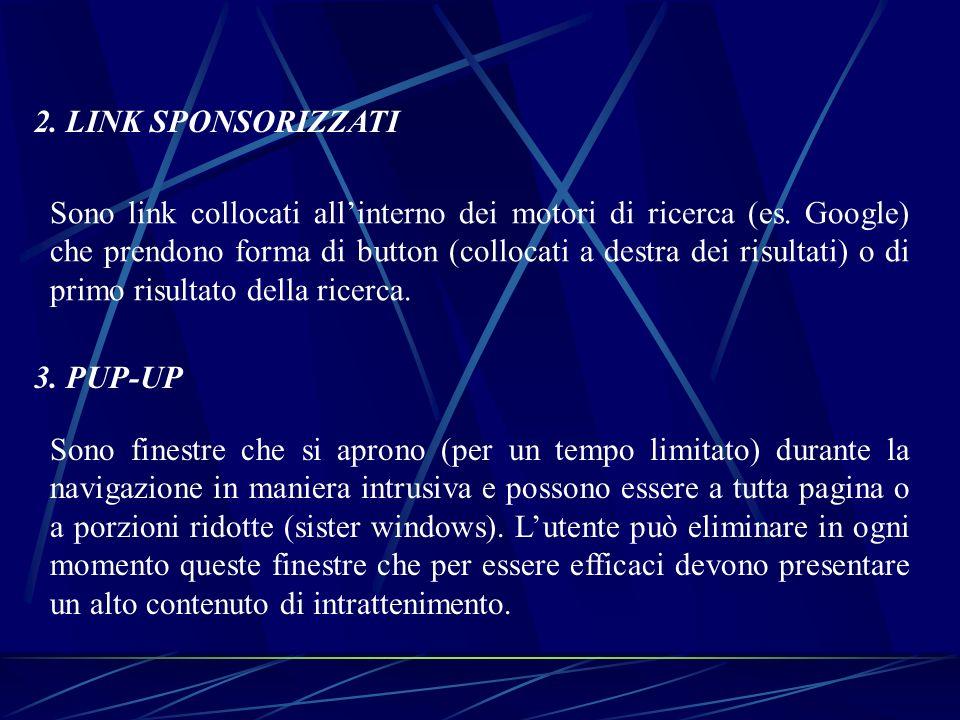 2. LINK SPONSORIZZATI