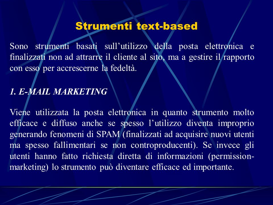 Strumenti text-based