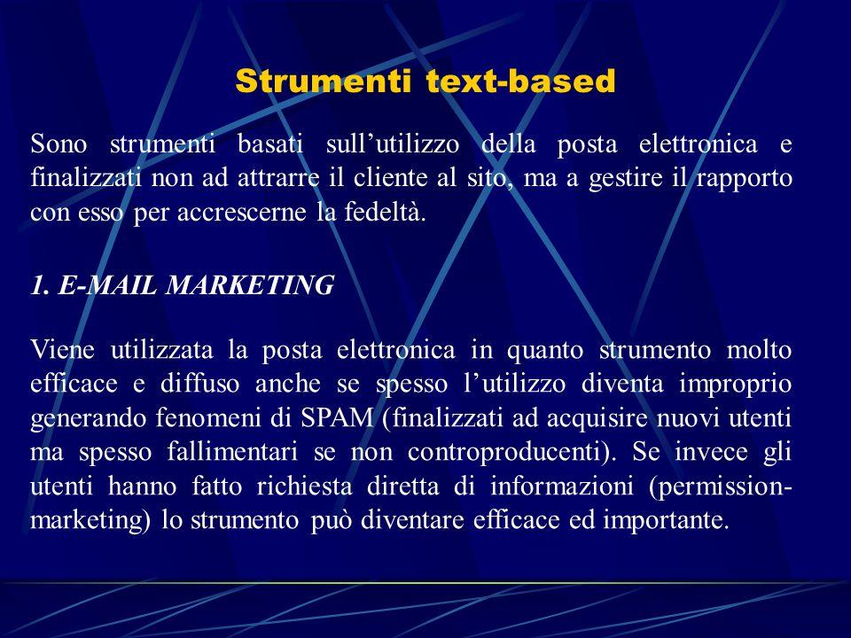 Strumenti text-based