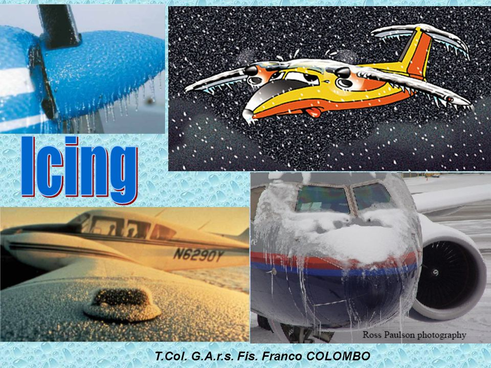 Icing T.Col. G.A.r.s. Fis. Franco COLOMBO