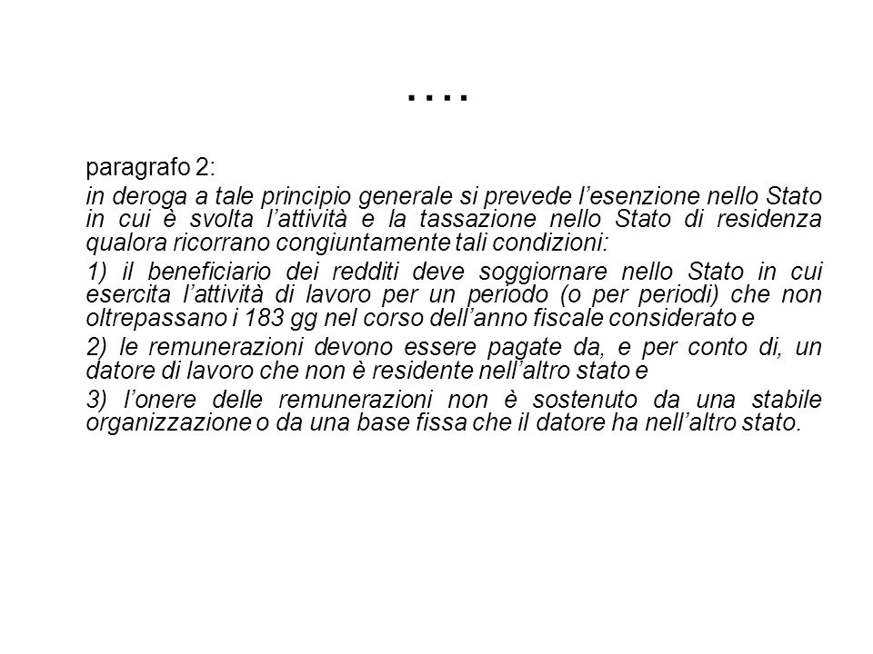…. paragrafo 2:
