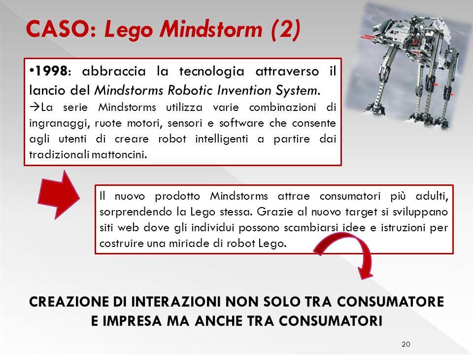 CASO: Lego Mindstorm (2)