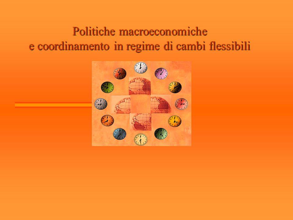 Politiche macroeconomiche