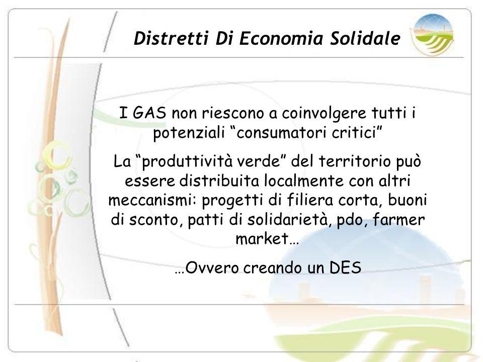 Distretti Di Economia Solidale