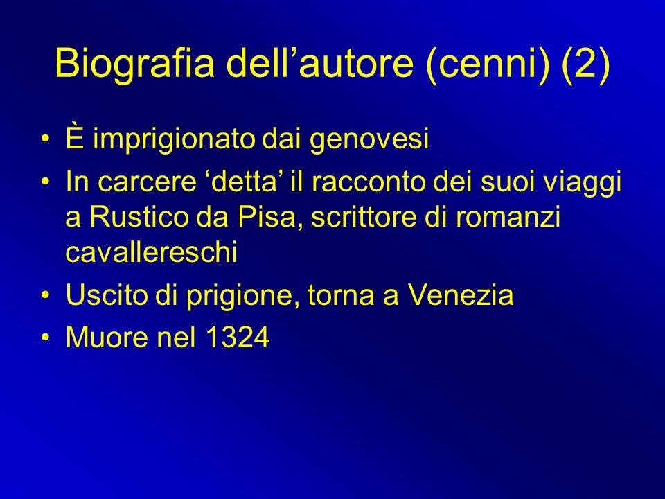 Biografia dell'autore (cenni) (2)