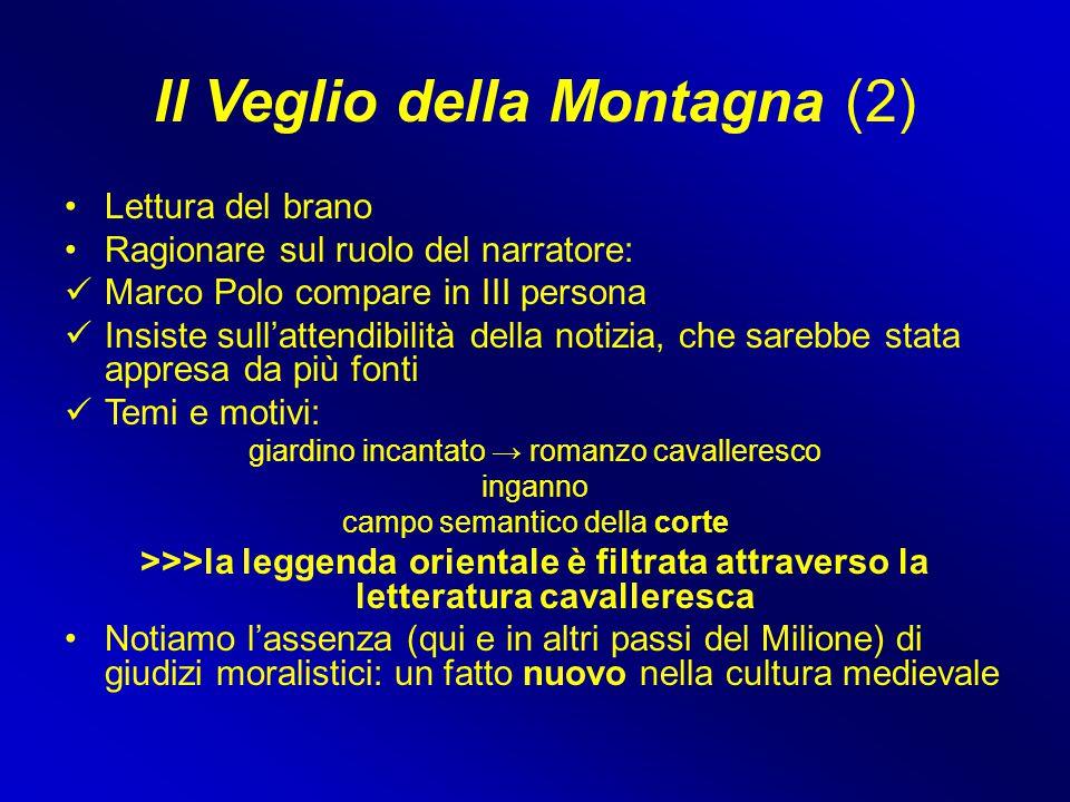 Il Veglio della Montagna (2)