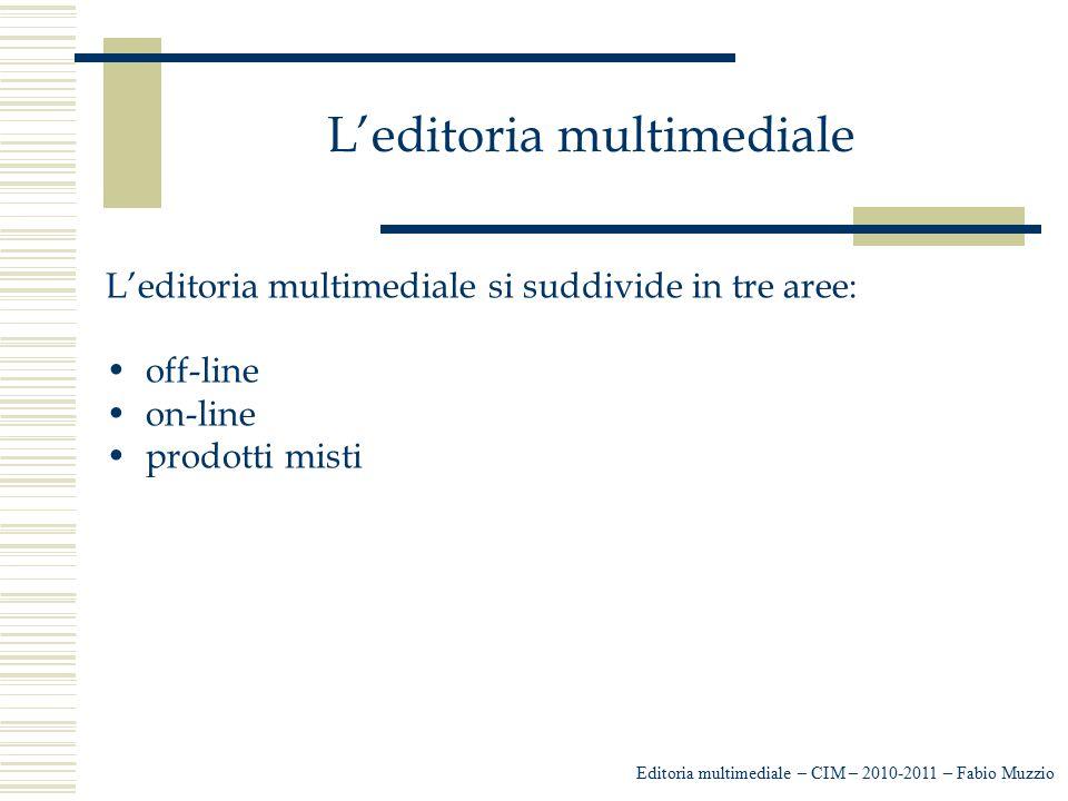 L'editoria multimediale