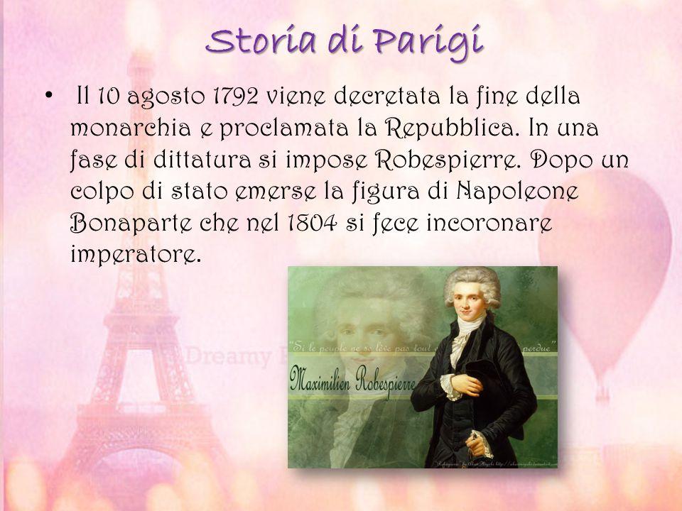 Storia di Parigi
