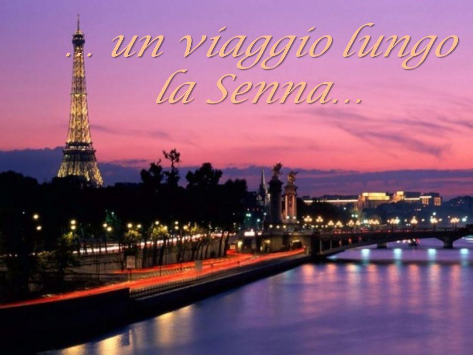 … un viaggio lungo la Senna…