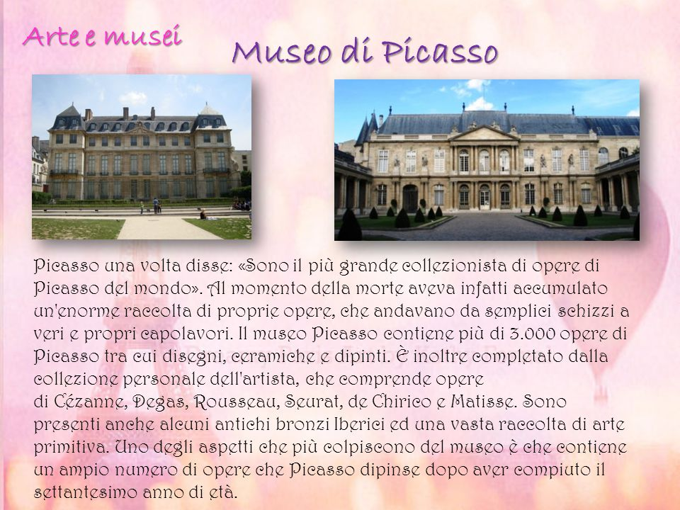 Museo di Picasso Arte e musei