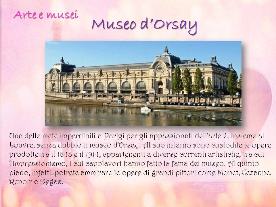 Museo d'Orsay Arte e musei