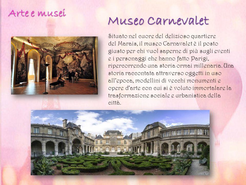 Museo Carnevalet Arte e musei