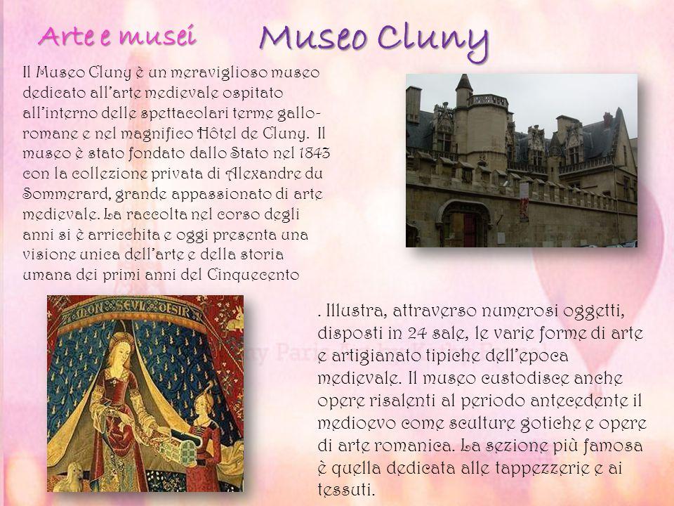 Museo Cluny Arte e musei