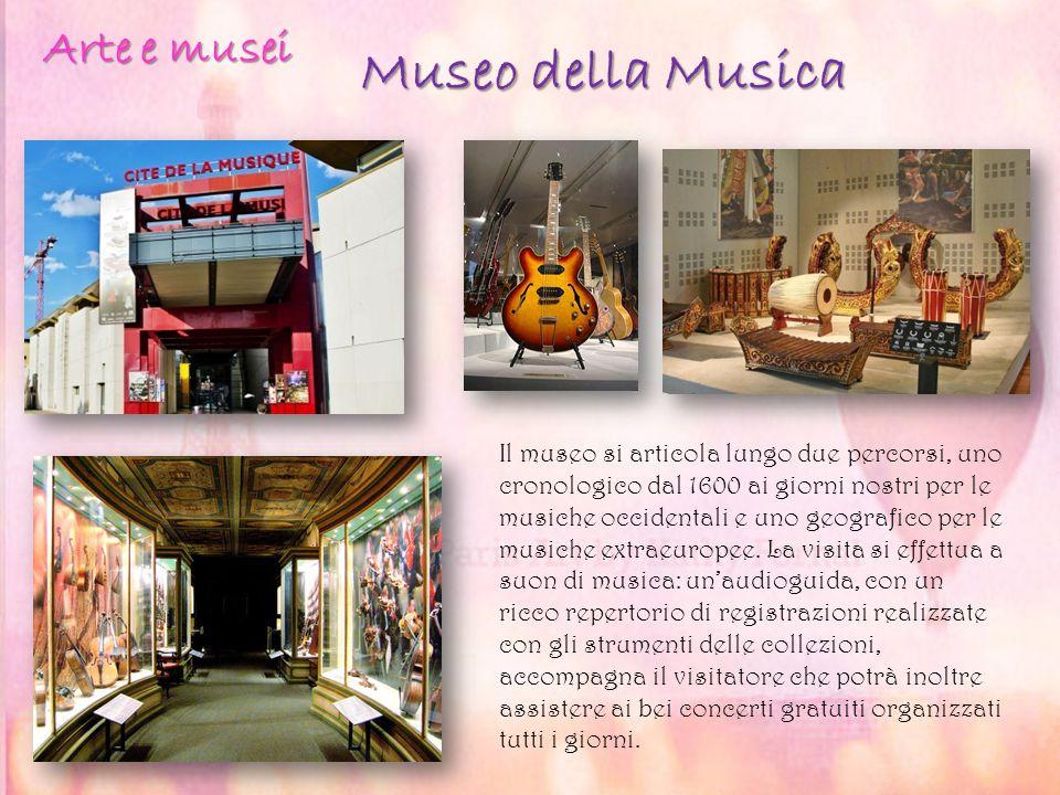 Museo della Musica Arte e musei