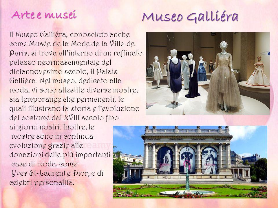 Museo Galliéra Arte e musei