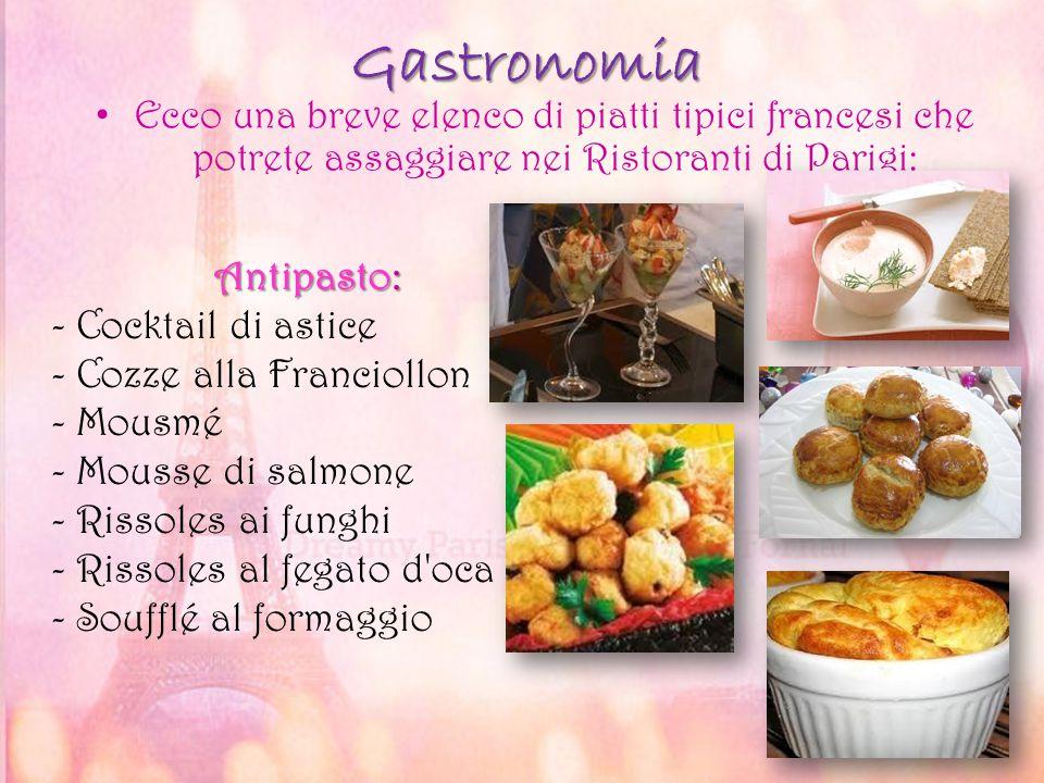Gastronomia Antipasto:
