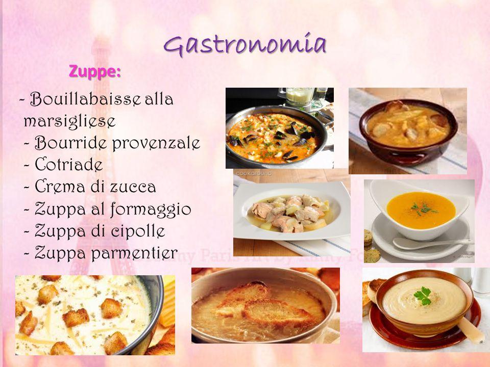 Gastronomia Zuppe: