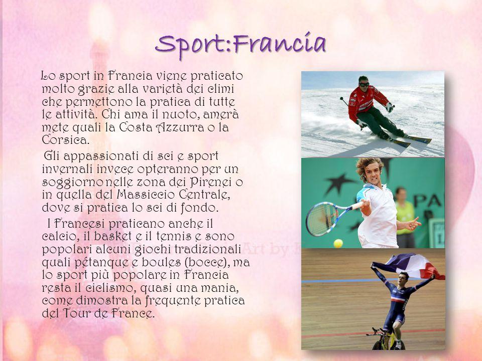 Sport:Francia
