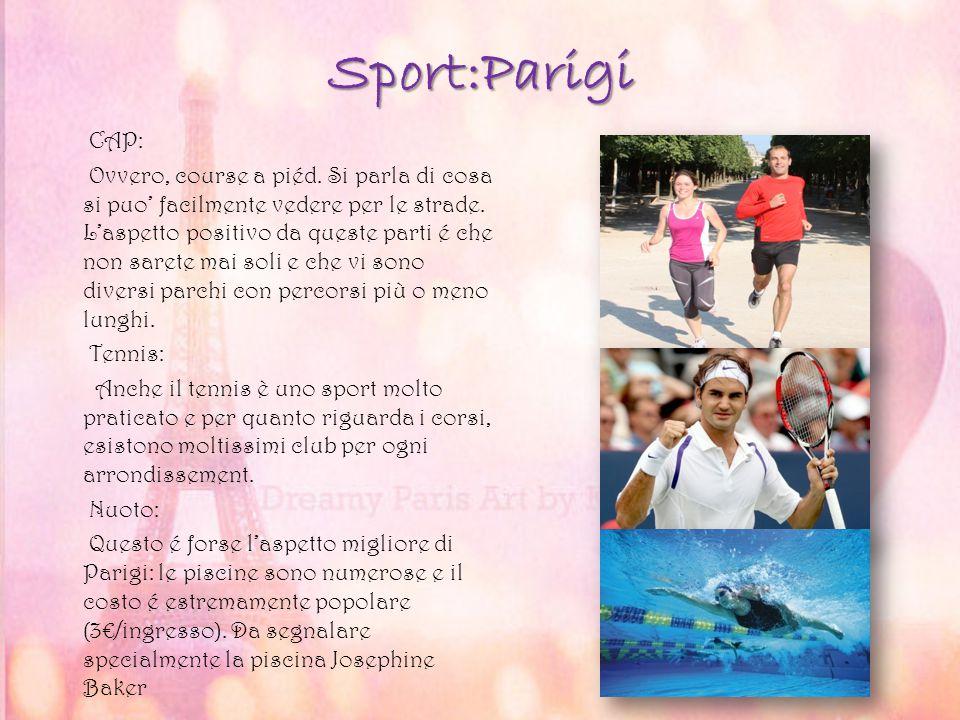 Sport:Parigi