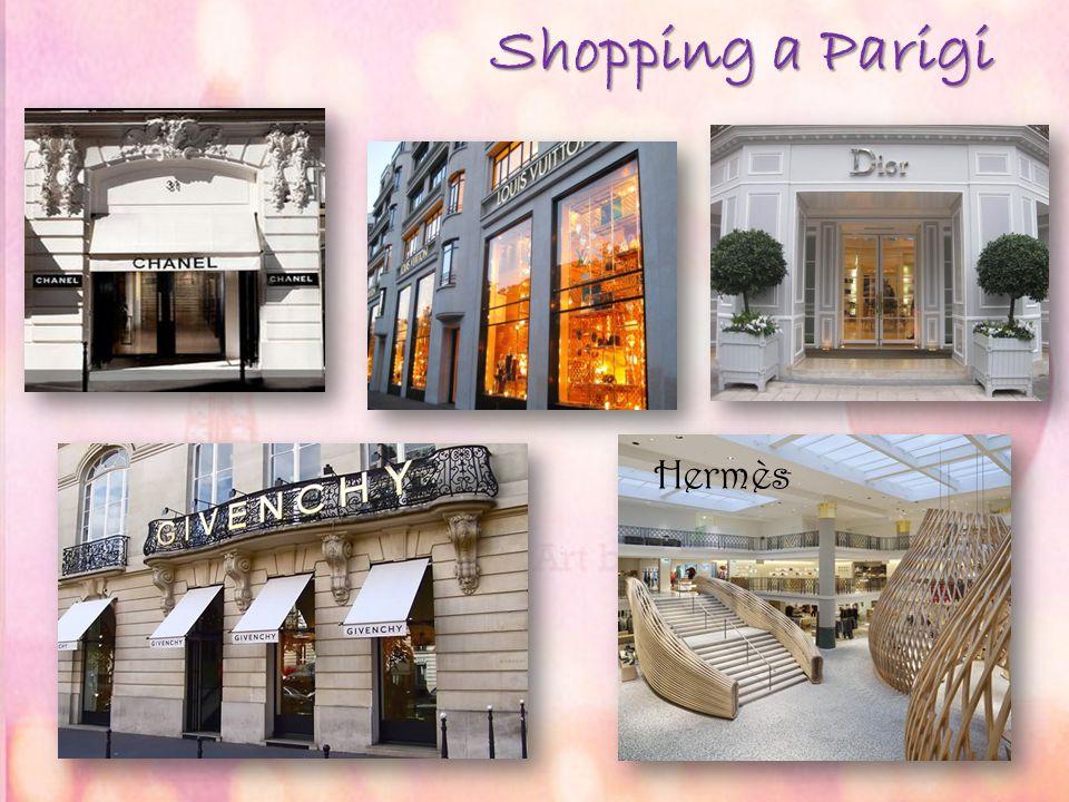 Shopping a Parigi Hermès