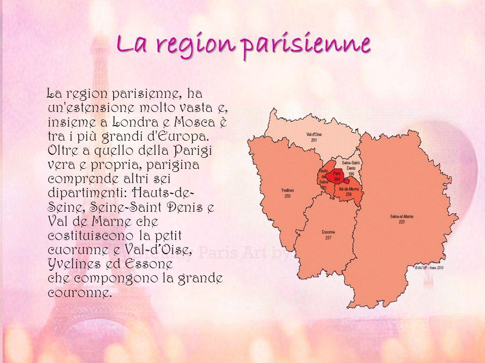 La region parisienne