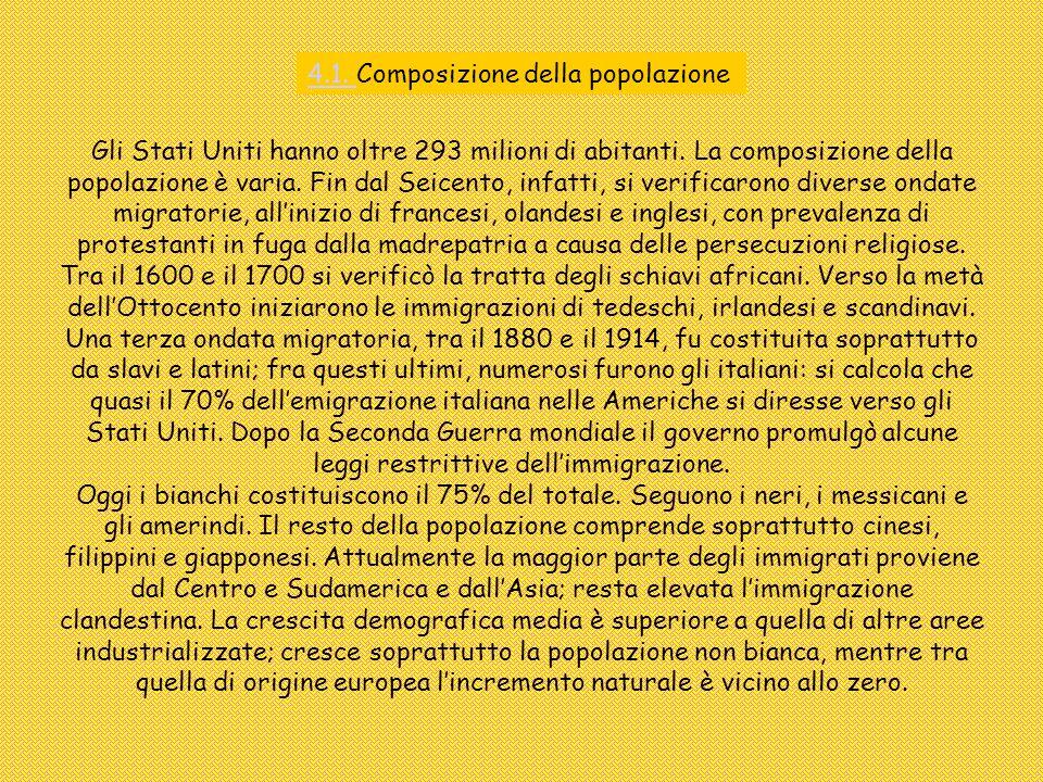 4.1. Composizione della popolazione