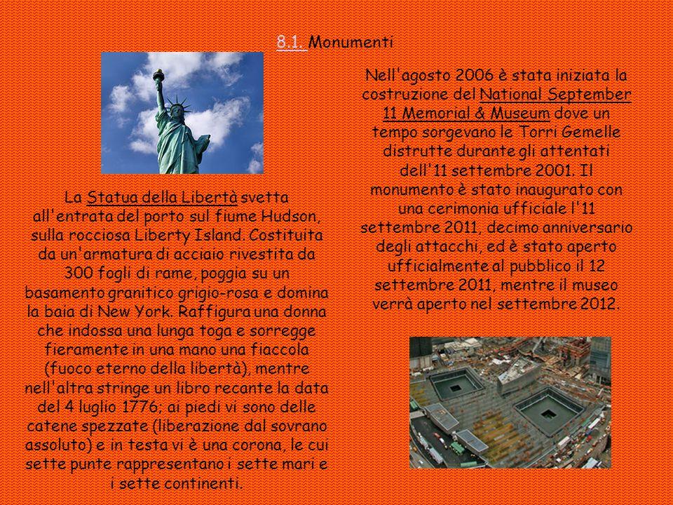 8.1. Monumenti