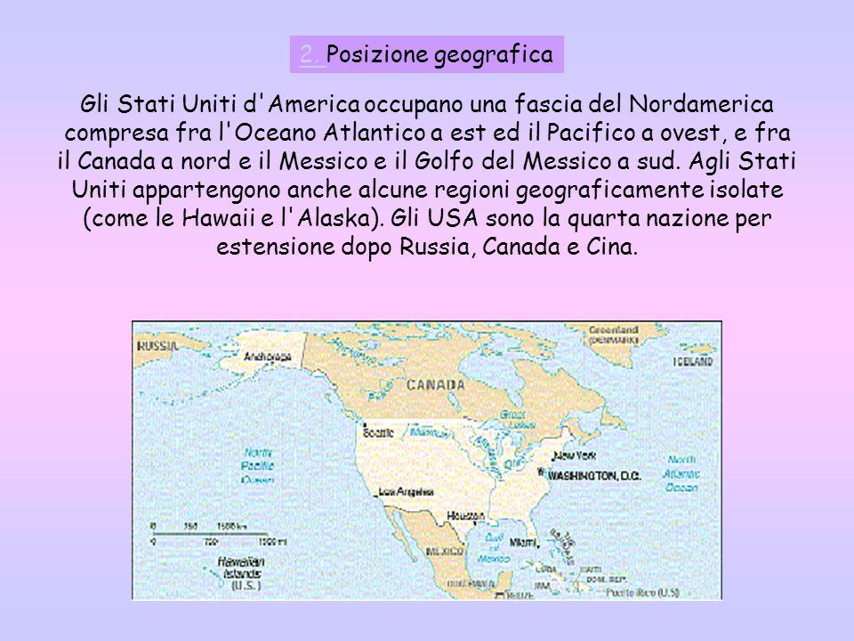 2. Posizione geografica