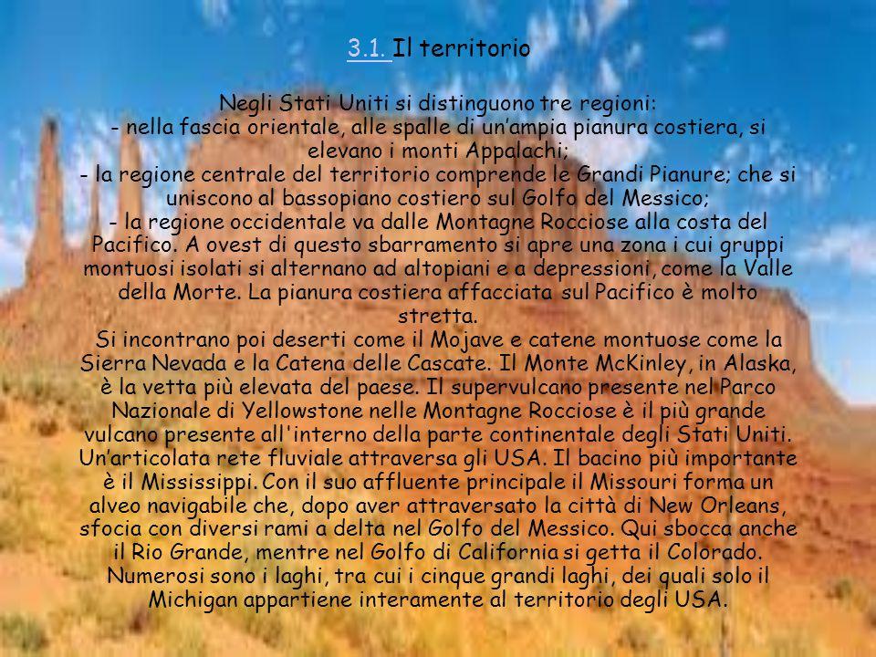 3.1. Il territorio