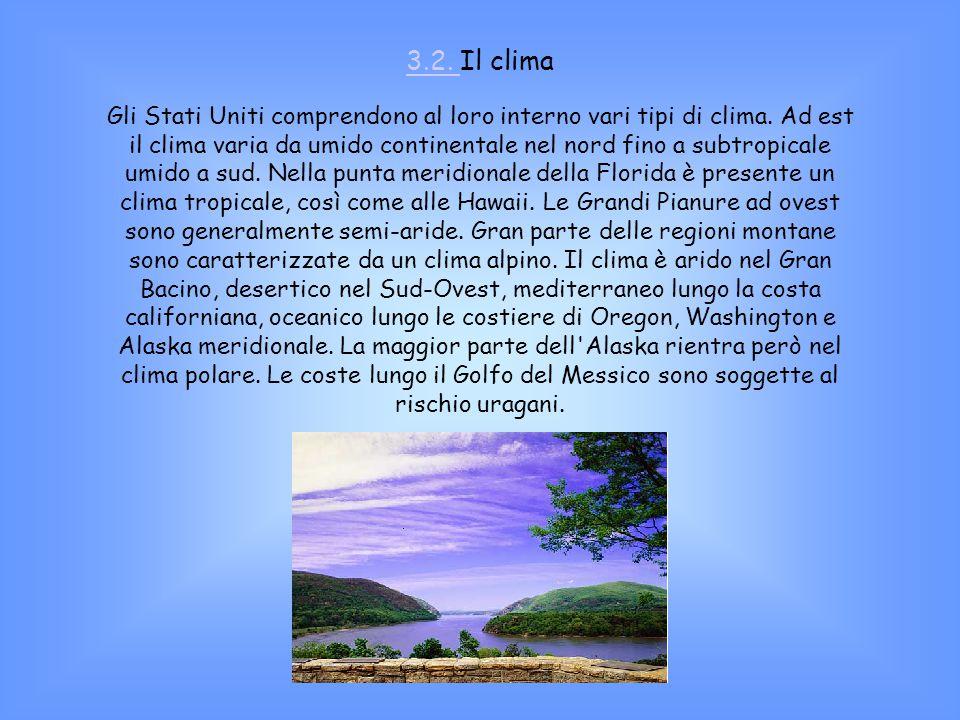 3.2. Il clima