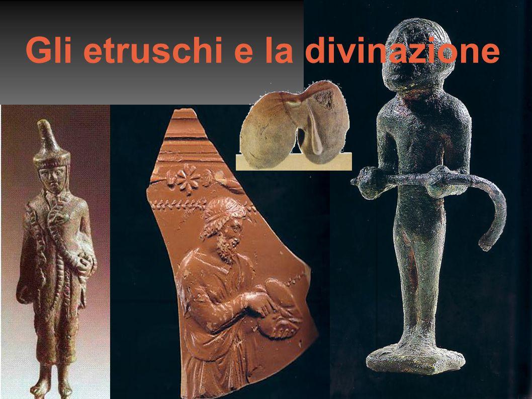 Gli etruschi e la divinazione