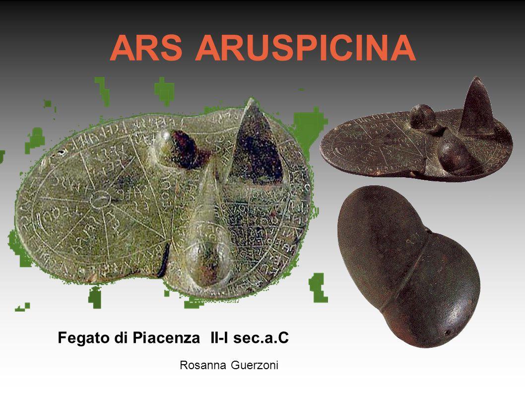 Fegato di Piacenza II-I sec.a.C
