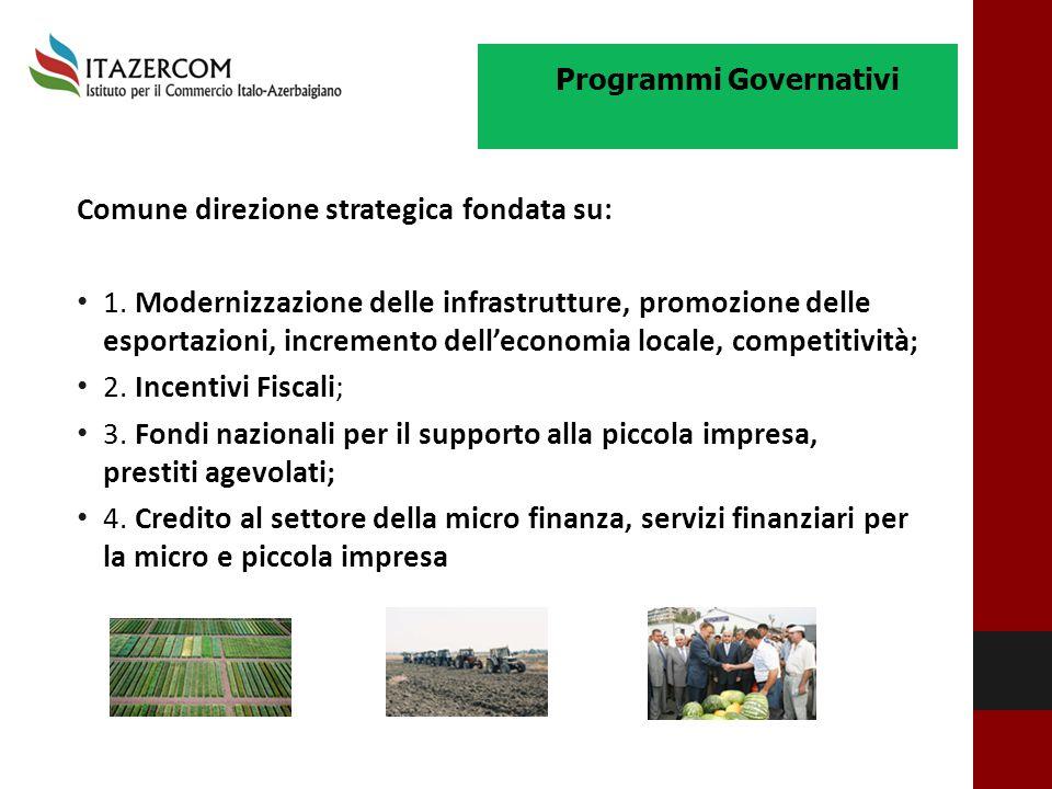 Programmi Governativi