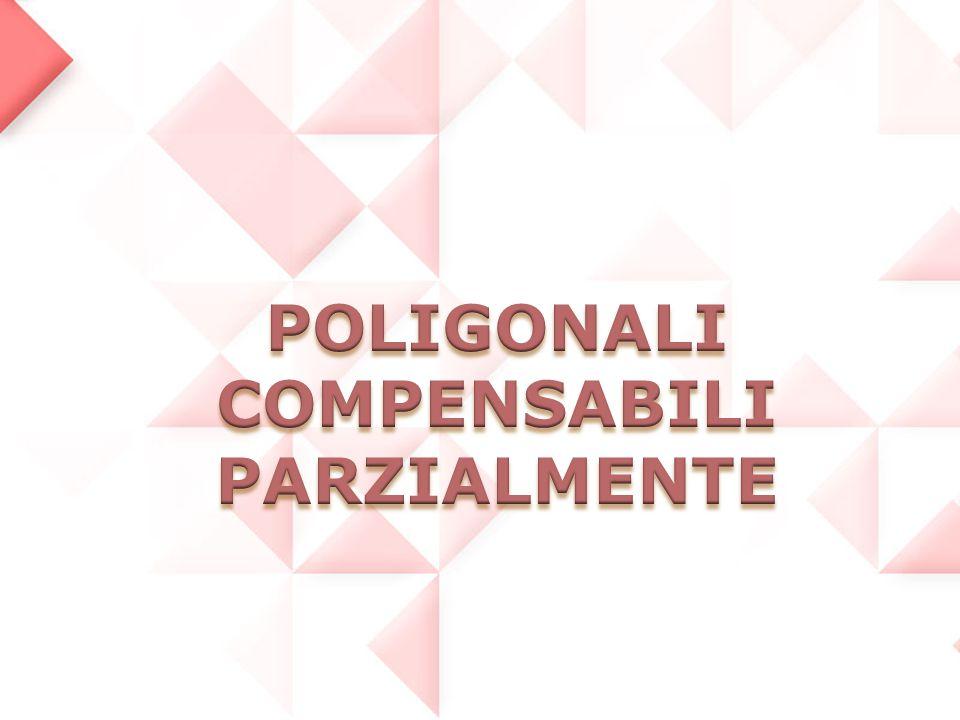 POLIGONALI COMPENSABILI PARZIALMENTE