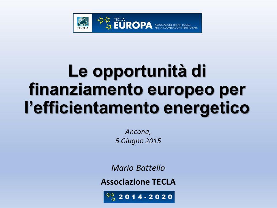 Mario Battello Associazione TECLA