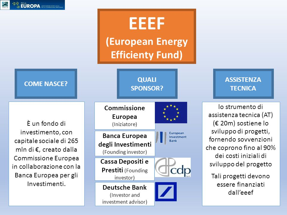 (European Energy Efficienty Fund)