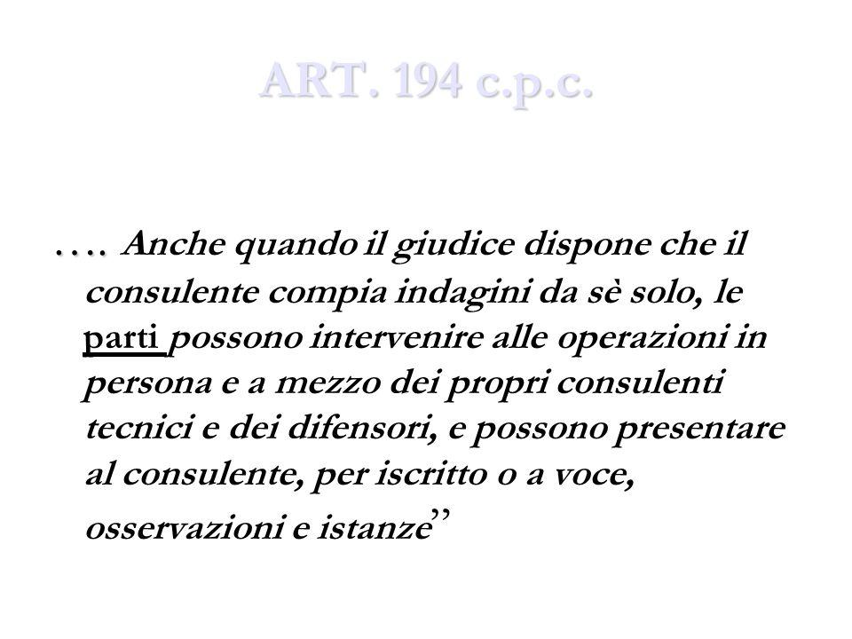 ART. 194 c.p.c.