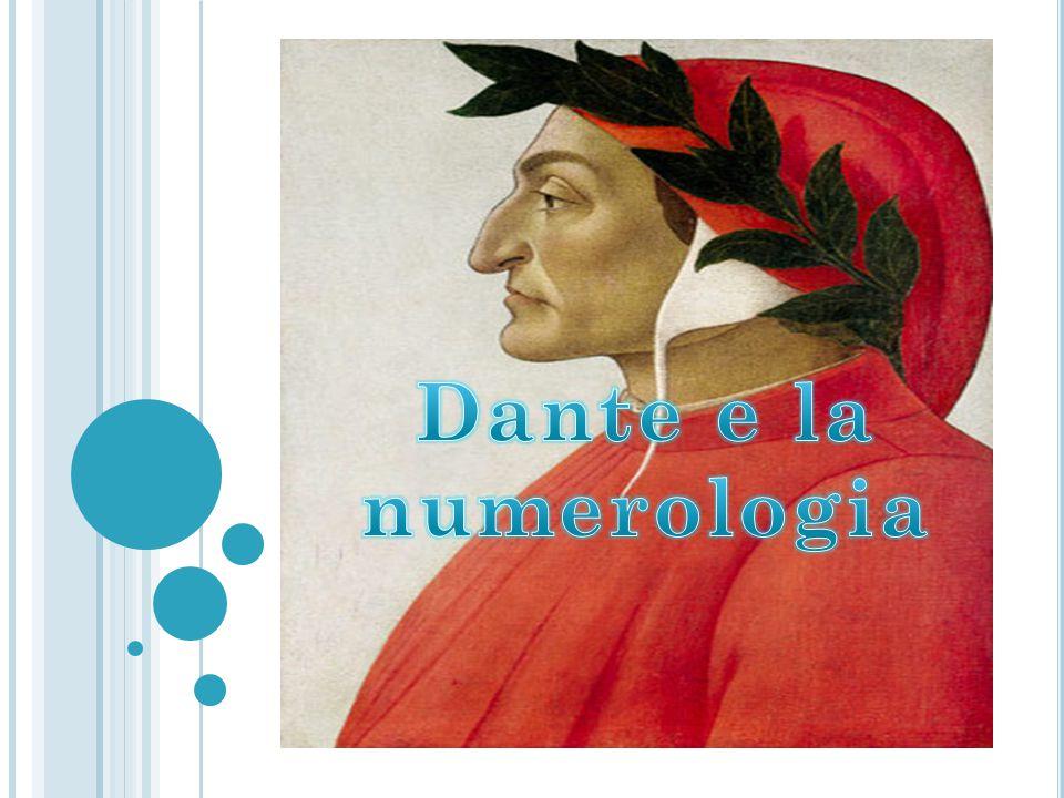 Dante e la numerologia