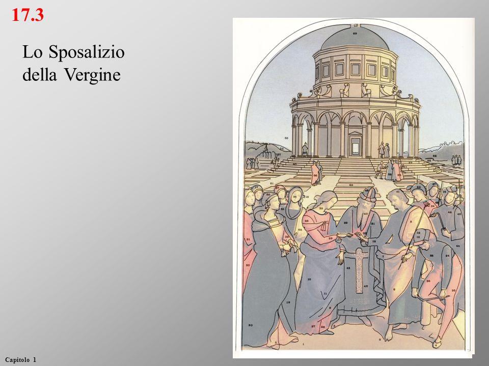 17.3 Lo Sposalizio della Vergine