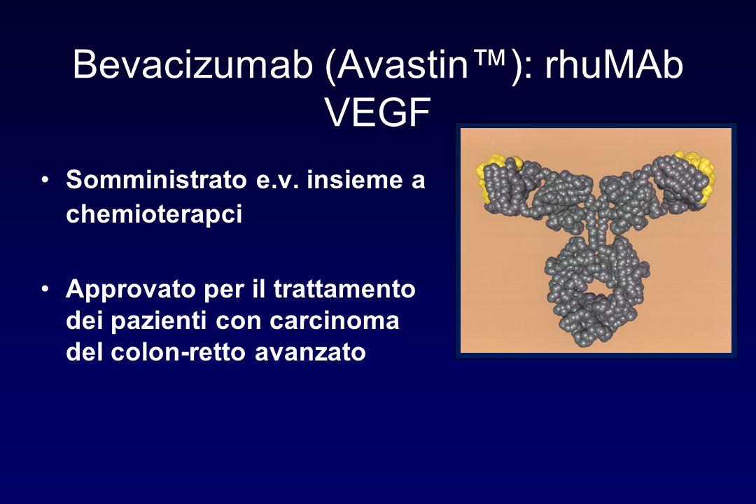 Bevacizumab (Avastin™): rhuMAb VEGF