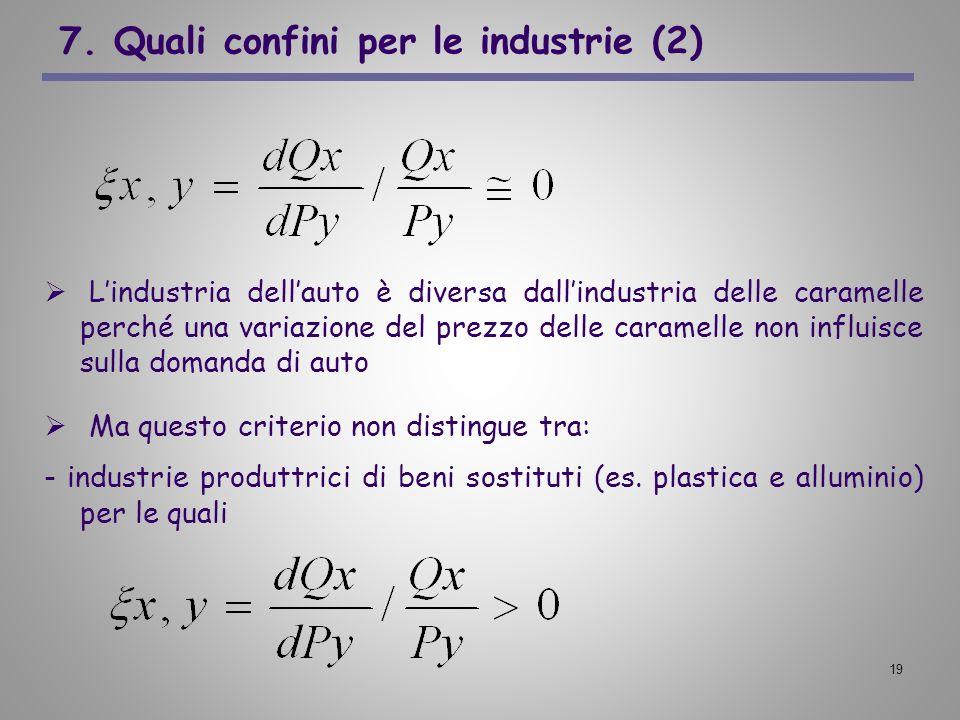 7. Quali confini per le industrie (2)