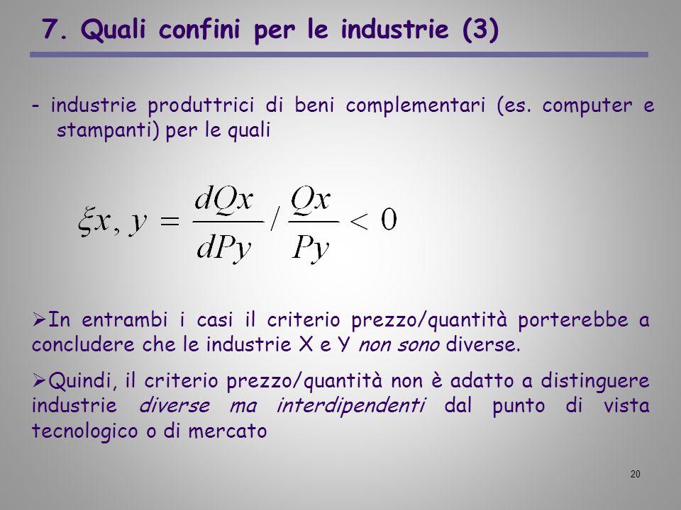 7. Quali confini per le industrie (3)