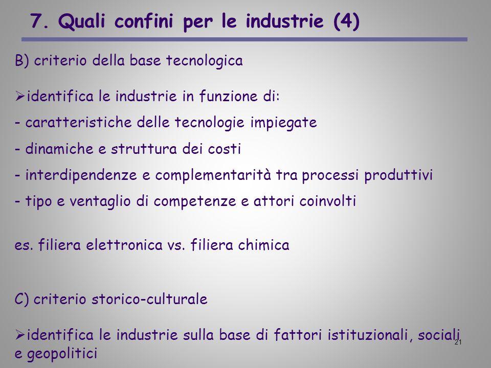 7. Quali confini per le industrie (4)