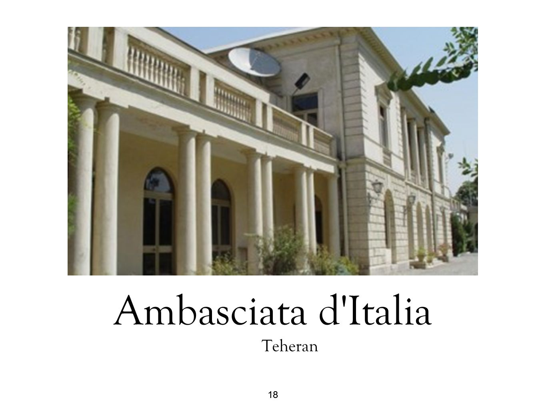 Ambasciata d Italia Teheran 18