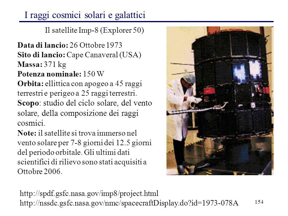 I raggi cosmici solari e galattici