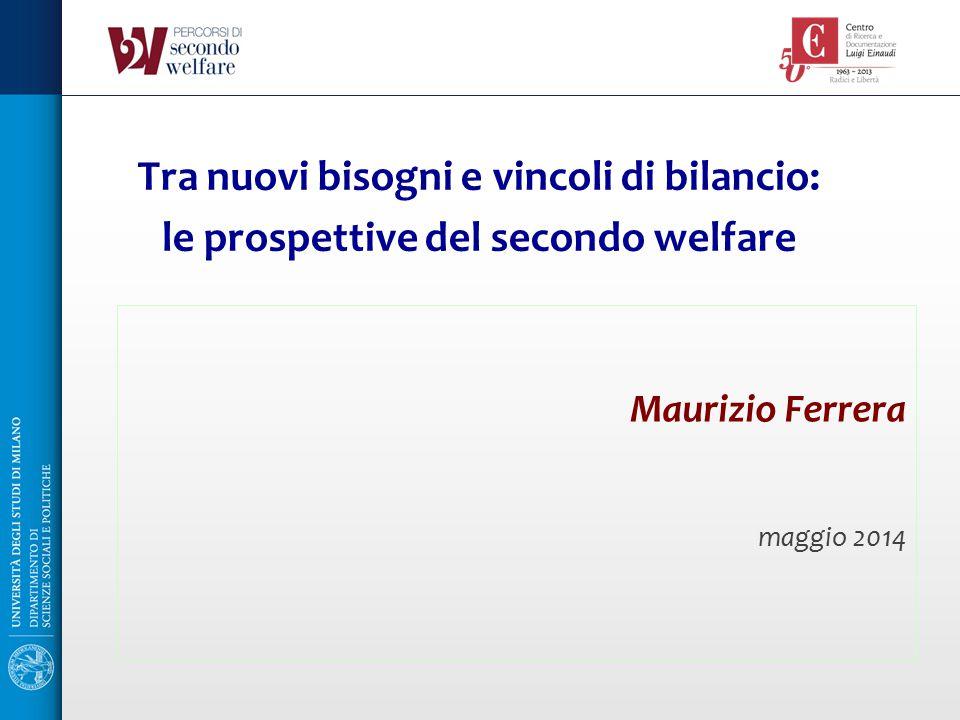 Maurizio Ferrera maggio 2014