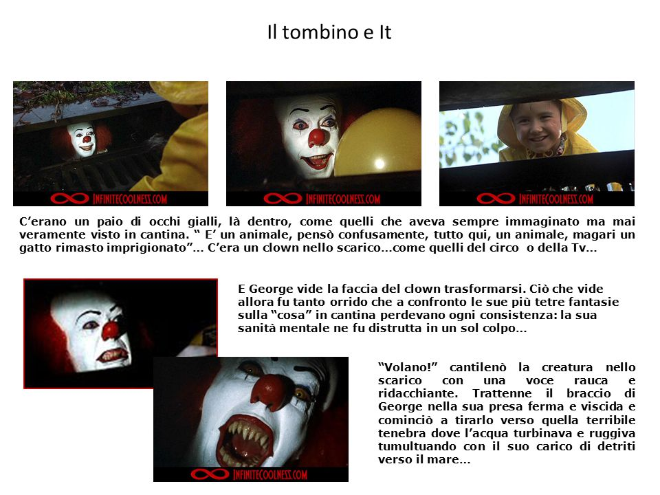 Il tombino e It