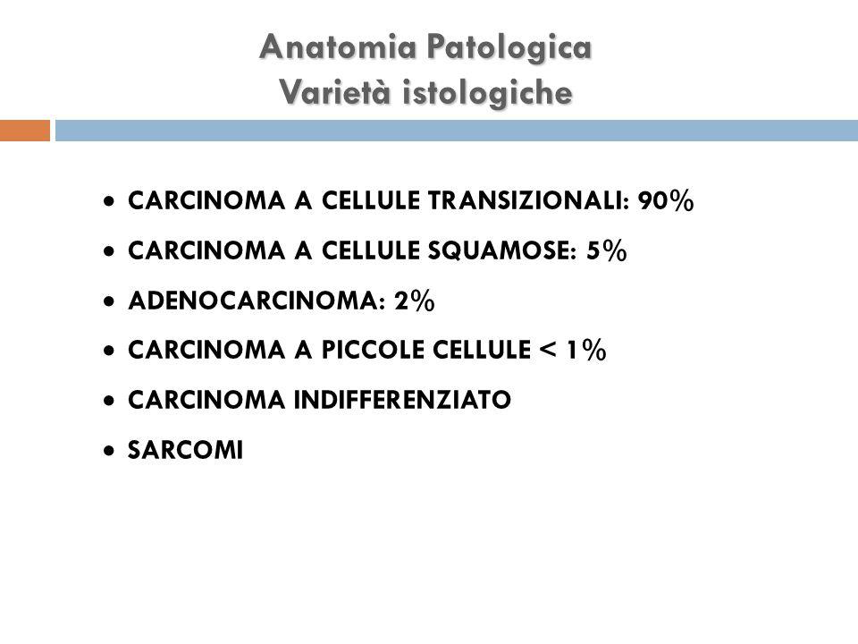 Anatomia Patologica Varietà istologiche