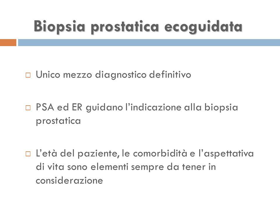 Biopsia prostatica ecoguidata