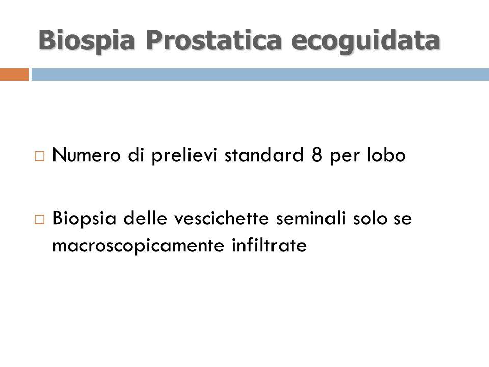 Biospia Prostatica ecoguidata